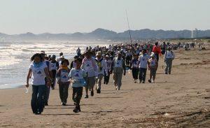 第11回長生・海を歩こう大会