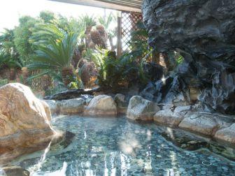 南国ホテル 貸切露天風呂のご案内